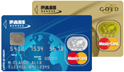 carte PASS Carrefour MasterCard
