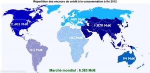 encours crédit consommation